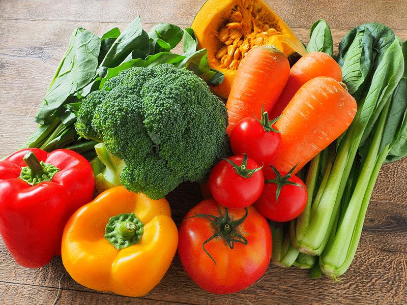 ビタミンA不足の方必見!栄養士が教える上手なとり入れ方
