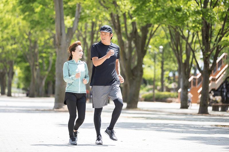 ウォーキングでカロリー消費!ダイエットに効果的な歩く速度や時間とは