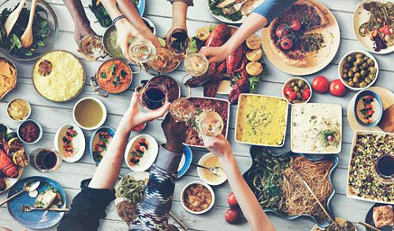 健康な体は栄養バランスのとれた食事から!理想的な食事を実現するポイント