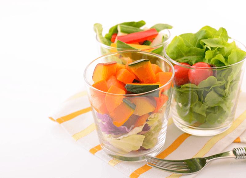 夏の肌ダメージにサヨナラ!食事でできる秋のお肌改善法