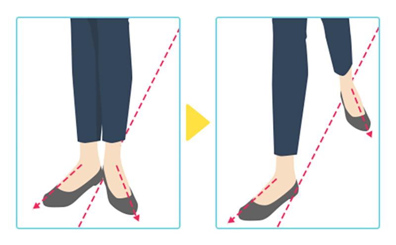 正しいウォーキングの歩き方とは?知らないと脚痩せを逃しているかも!