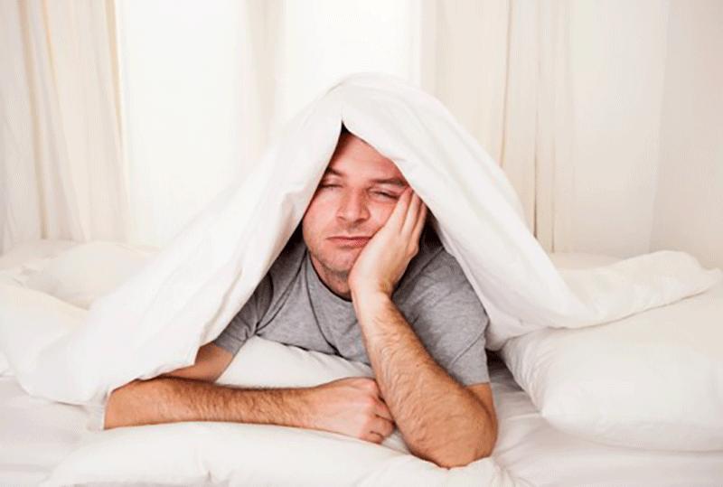 眠りが浅くなってきた人へ、原因と改善方法をお伝えします